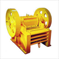 Mild Steel Stone Crusher