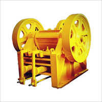 Mild Steel Jaw Crusher