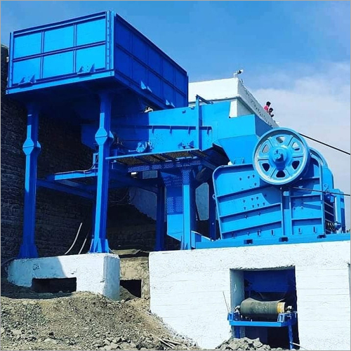 250 TPH AJ 4232 Single Toggle Super Jumbo Jaw Crusher