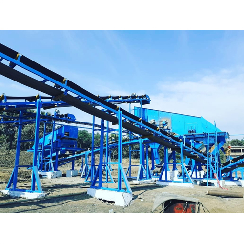 250 TPH Jaw Cone Hybrid Plant With Option For Separate Ballast Unit