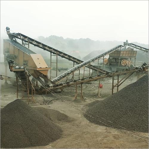 150 TPH Crushing Plant