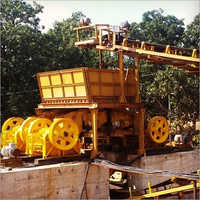 Secondary Crushing Plant Module