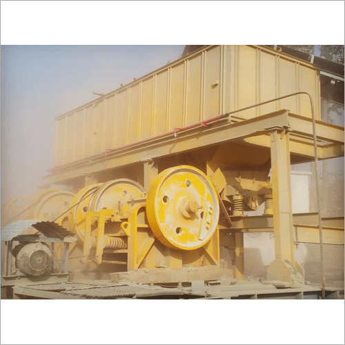 100 TPH Crushing Plant