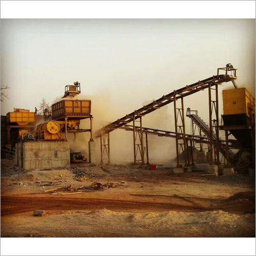 120 TPH Crushing Plant