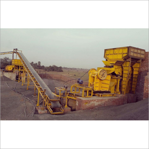 125 TPH - 800 MM Feed Crushing Plant