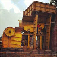 AJ 3632 ST Super Jumbo Series Jaw Crusher Plant