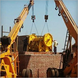 AJ 4808 ST SUMO Series Jaw Crusher