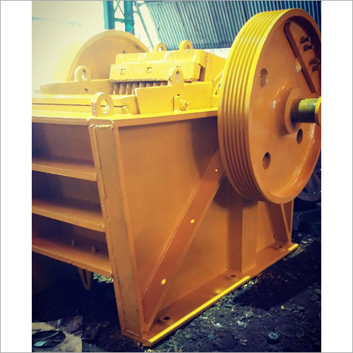 AJ 3222 ST Super Jumbo Series Jaw Crusher
