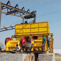 Industrial Mobile Crushing Plant