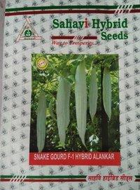 Snakegourd F1 Hybrid Alankar, Snake gourd