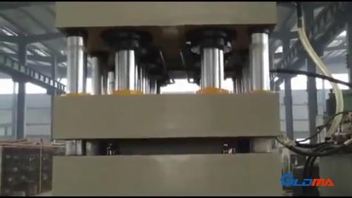 Hydraulic Sheet Metal Press