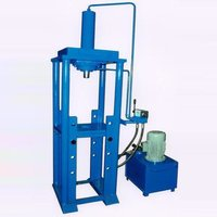Hydraulic Broaching Press