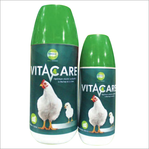 Poultry Vitacare Vitamins Supplement