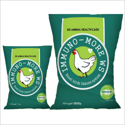Poultry Immuno Healthy Powder