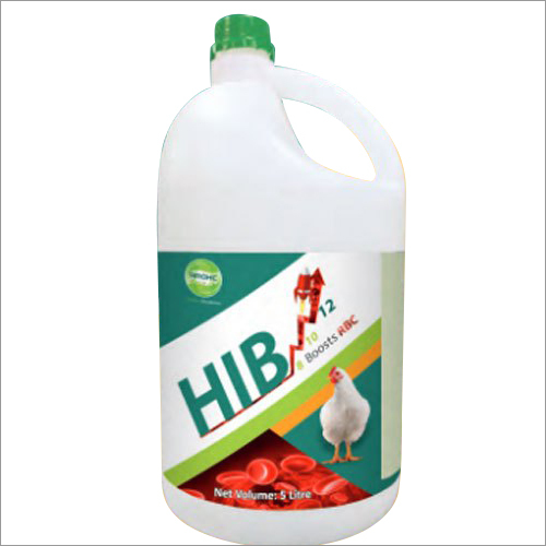 5 Ltr HIB 12 Poultry Product