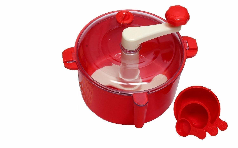 Plastic Manual Automatic Atta Roti Dough Maker- for Home