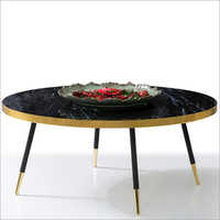 Decorative Round Coffee Table