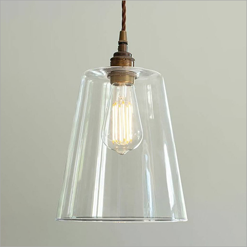 Designer Hanging Glass Light