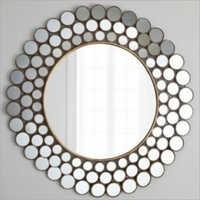 Wall Round Mirror