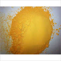 Chrome Yellow Pigment