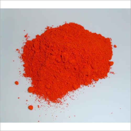 13 Orange Pigment