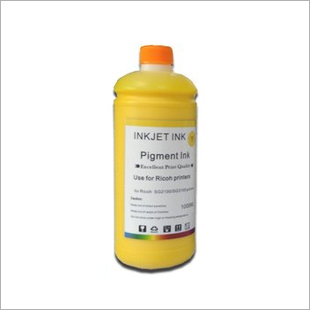 Yellow Water Base Pigment