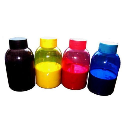 Colorful Pigment Ink
