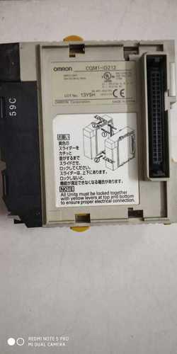 OMRON P. L. C   CQM1-ID212
