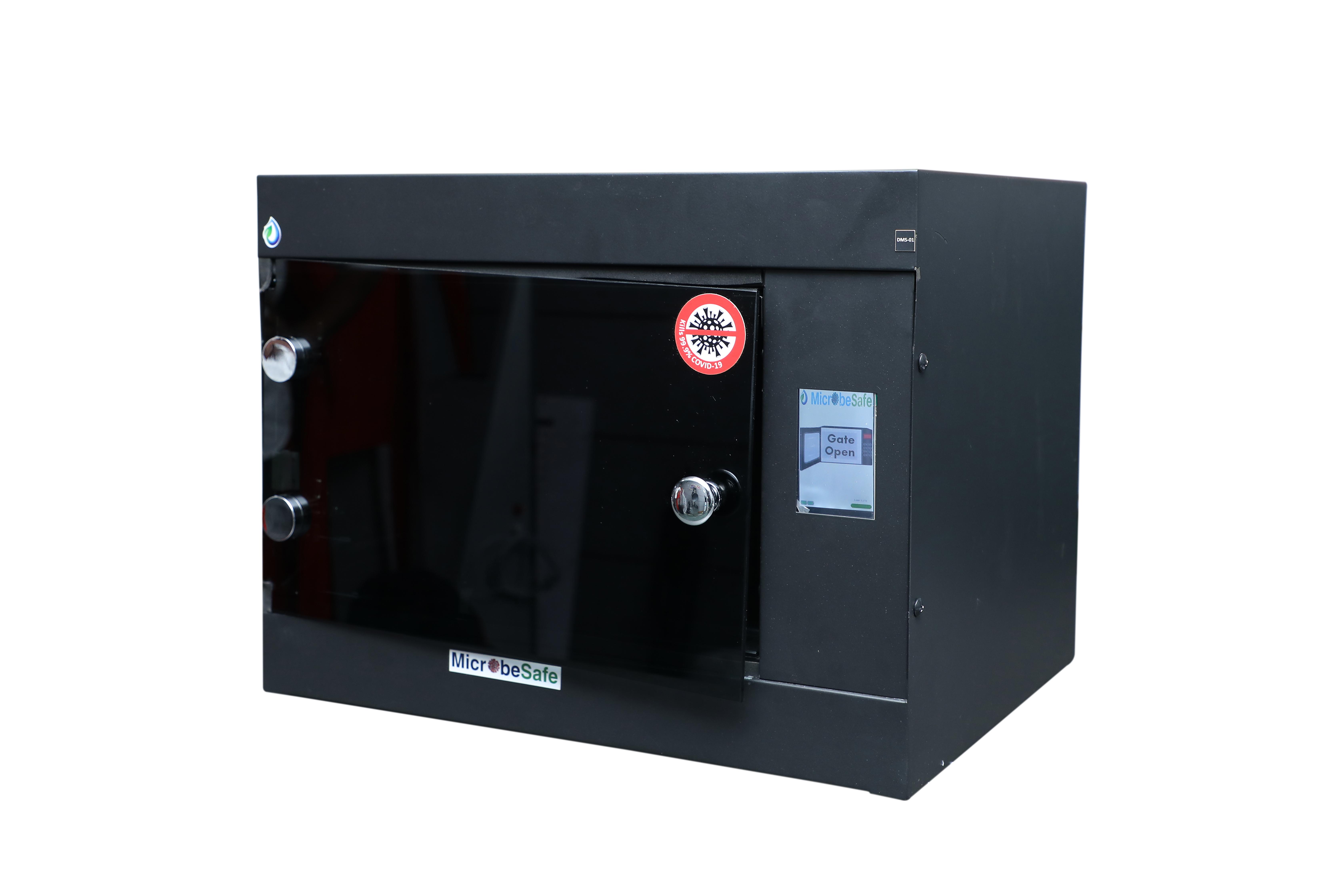 UV Sterilization Microbe-safe MS Powder Coated