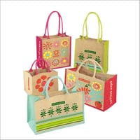 Jute Return Gift Bag