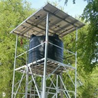 Amrut 3 HP Solar Water Pumping System