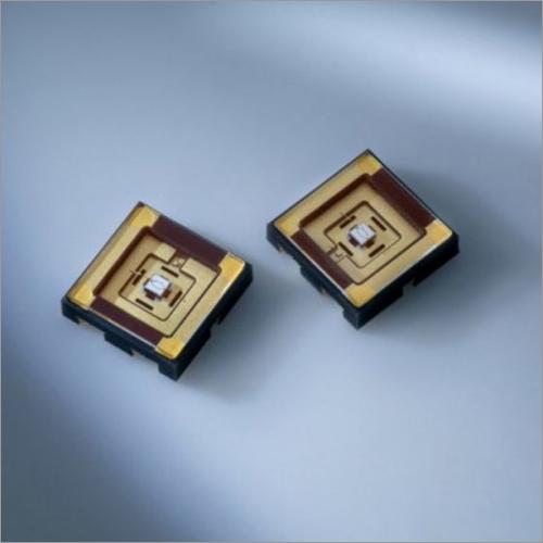 LED UVA 400-405nm 45x45mil 350mA 3.4V 1W 300mW Eutectic Flip-Chip Structure