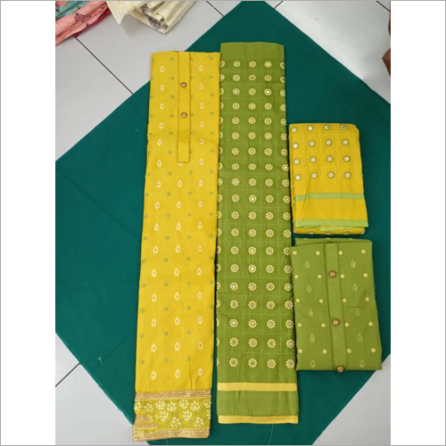 Ladies Desinger Suit Dress Materials