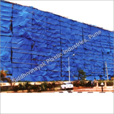 Construction Site Tarpaulins