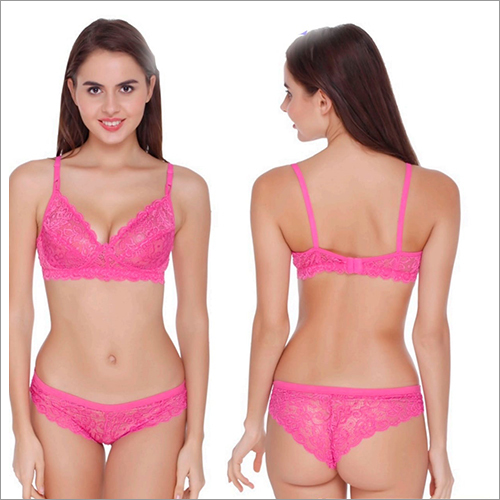 Ladies Fancy Bikni Set