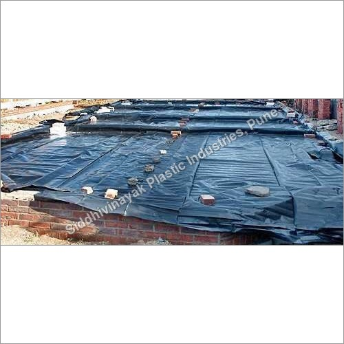 Black LDPE Sheets