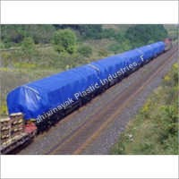 Railway Wagon Cover Tarpaulins