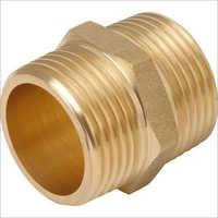 Brass Male Female Extension Nipple