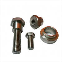 SS Nut Bolt Fasteners