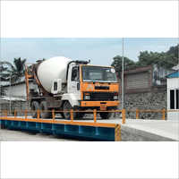 Electronic Pit Type Weighbridge