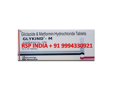 Glykind M Tablets
