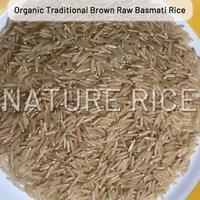 Organic Traditional Brown Basmati Rice
