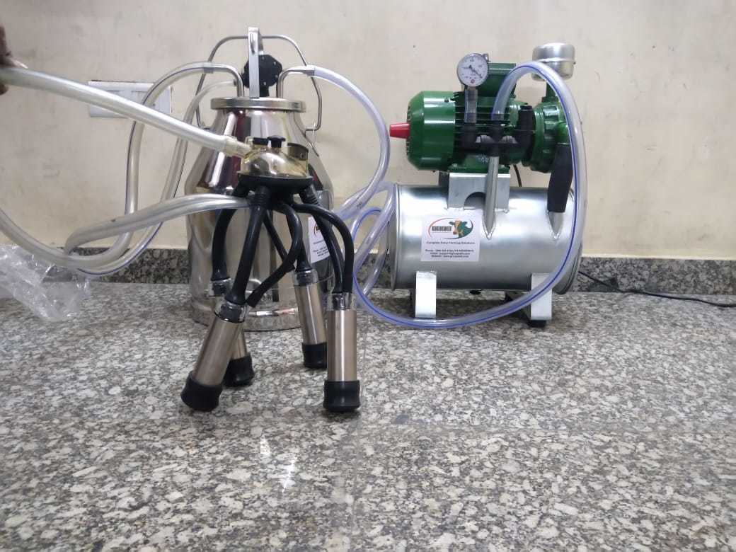 Bucket Milking Machine