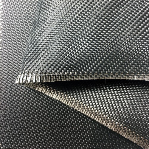550g Woven Fiberglass Fabric With Graphite Finished