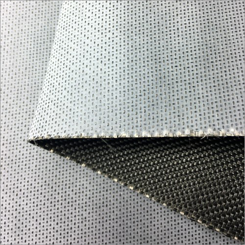 550g Fiberglass Fabric With Graphited Finished and E-PTFE Membrane