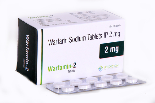 WARFARIN SODIUM 2MG