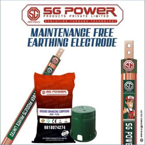 GI Maintenance Free Earthing Electrode