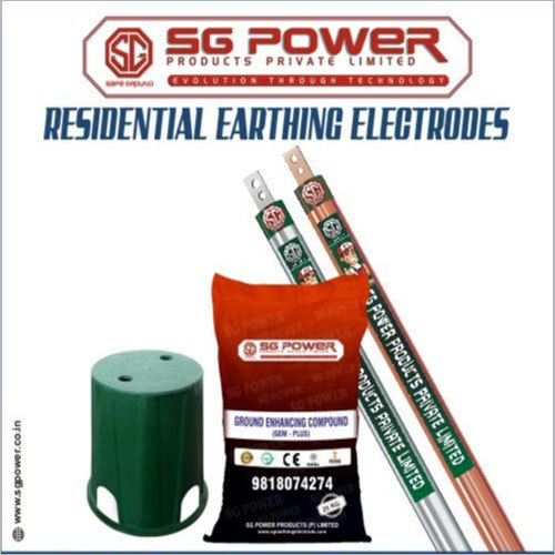 Residential Earthing Electrodes