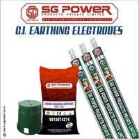 GI Earthing Electrodes