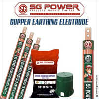 RCB Copper Earthing Electrode